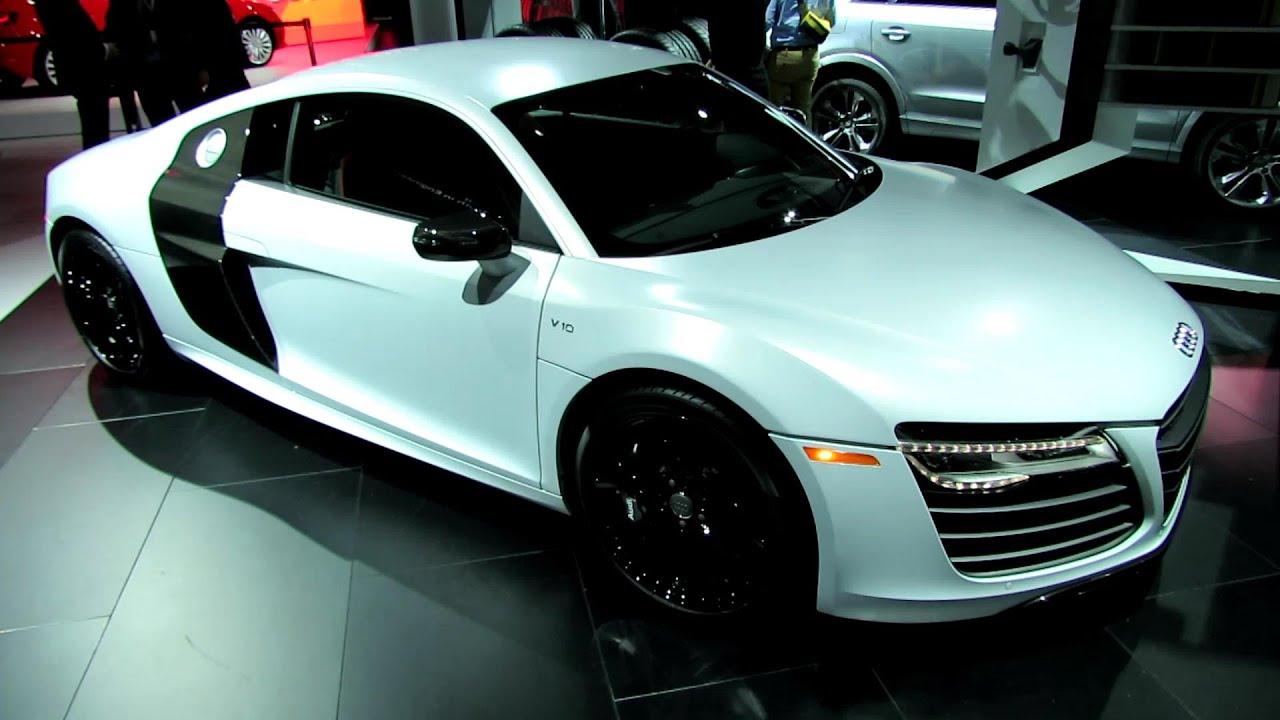 Audi R8 Interior Automatic 2014 Audi R8 V1...