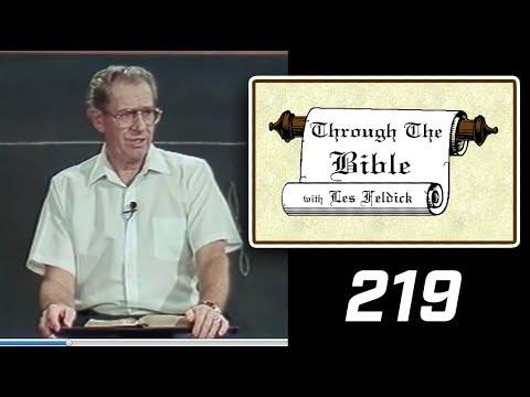 [ 219 ] Les Feldick [ Book 19 - Lesson 1 - Part 3 ] Acts 9
