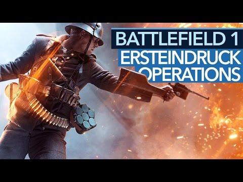 Battlefield 1: Operations - Der beste neue Spielmodus