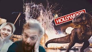 О таком нужно предупреждать! Universal studios #2