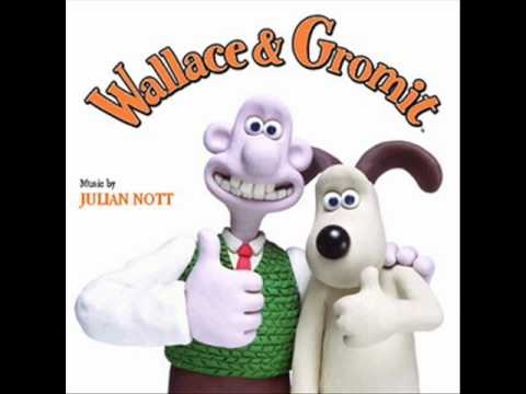 Wallace & Gromit   Suite Julian Nott