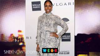 Kelly Rowland Marries Tim Witherspoon! - The Buzz