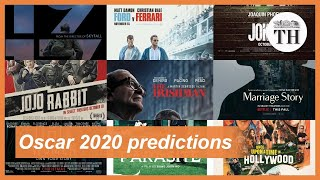 Can the Oscars be predicted?