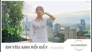 Nhạc trẻ buồn tâm trạng 2019!!! Em Yêu Anh Rồi Đấy - Nguyễn Duyên Quỳnh   MR PRODUCER