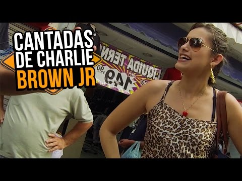 0 XAVECANDO GAROTAS COM FRASES DO CHARLIE BROWN JR
