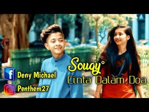 Cover Cinta Dalam Doa(cover Souqy)