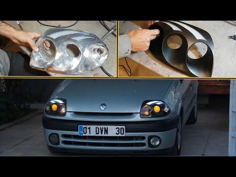 Renault Clio 2 Led Uygulaması Nasıl Yapılır