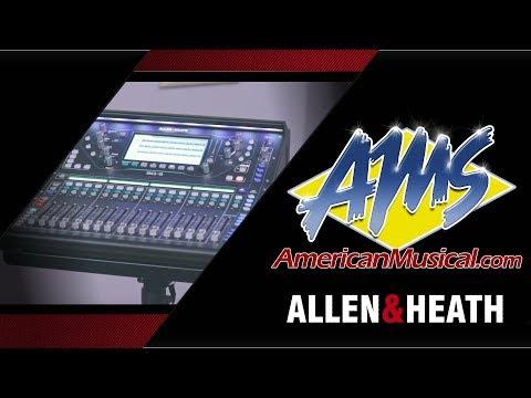 Allen & Heath SQ-5 Overview - American Musical Supply