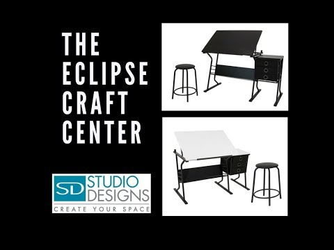 Assembly Video for the Studio Designs Eclipse Craft Center