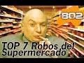 7 ROBOS EN LOS SUPERMERCADOS DATOS CURIOSOS 802
