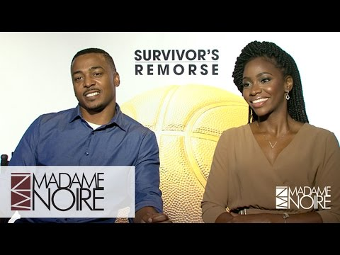 Teyonah Parris & RonReaco Lee Dish On Awkward Sex  Moments In Survivor's Remorse