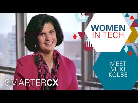 Meet Vikki Kolbe, Senior Vice President of Industry Cloud at Oracle