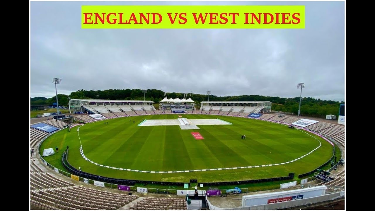 England vs West Indies | 1st Test  | Eng vs Wi Test Match Live CRICKET 19 HIGHLIGHTS