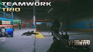 Hunting A Grenade Launcher Squad - Escape From Tarkov