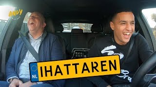 Mo Ihattaren part 1 - Bij Andy in de auto! (English subtitles)