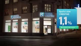 TV spot 30s - spořicí účet - leden 2017