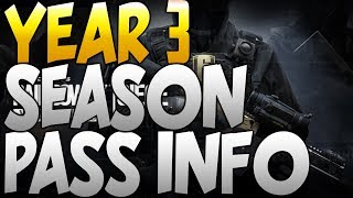 Rainbow Six Siege - YEAR 3 SEASON PASS OUT NOW AND INFO