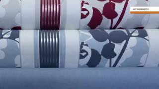 видео Обойная фабрика Эрисманн, как производятся обои Erismann