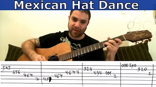 Guitar Tutorial: Mexican Hat Dance