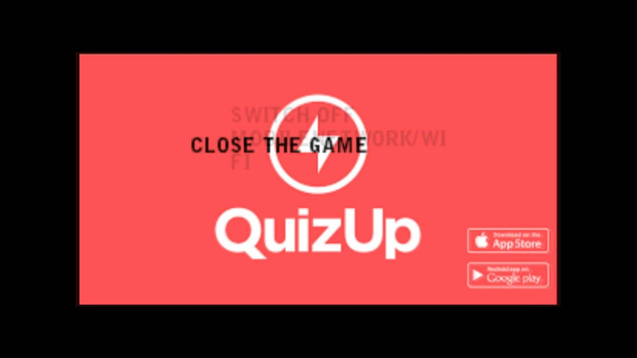 How To Win Quizup Very Easy