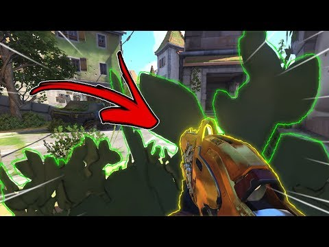 200IQ Sneaky BUSH Widowmaker!! - Overwatch Funny Moments & Best Plays 4