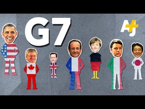 Who Are The G's In The G7?