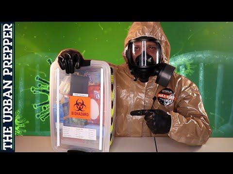 Pandemic Preparedness Kit #Coronavirus