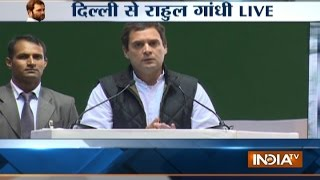 Rahul Gandhi Takes On PM Modi, Says Demonetisation Was His Personal Decision