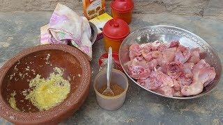 Chicken Steam roast recipe village style by HL Foods