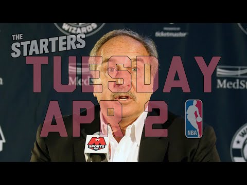 NBA Daily Show: Apr. 2 - The Starters thumbnail