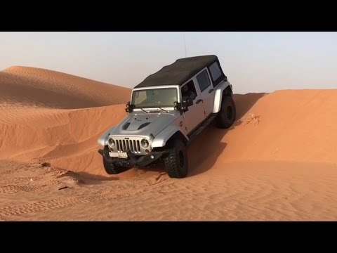 Offroad Desert Trip - Jeep Wrangle JK - ford F150 - Dodge Power Wagon