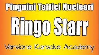 Pinguini Tattici Nucleari - Ringo Starr (Versione Karaoke Academy) Sanremo 2020