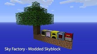 Sky Factory 2 Bölüm 1 : Twerk !!!