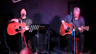 Ian McNabb & Chris Layhe Evangeline Stockport Blue Cat Cafe 11th Aug 2011