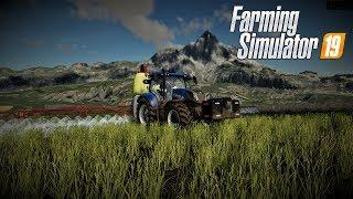 farming simulator 19 Europejski Rolnik odc31 Oprysk