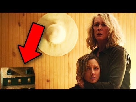 Halloween Full Movie Breakdown - Easter Eggs & Details You Missed!