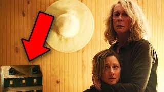 Halloween (2018) Easter Eggs and references to the original John Carpenter classic. The new Halloween movie gets a full breakdown and analysis!