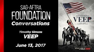 Conversations with Timothy Simons of VEEP