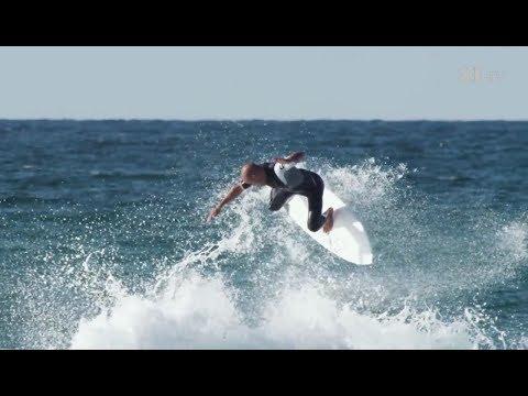 Les Landes, candidates pour les épreuves de surf aux JO 2024