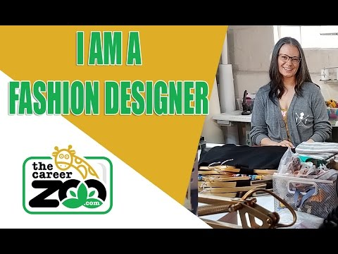 How to Be a Fashion Designer - Advice from a Project Runway Allstar