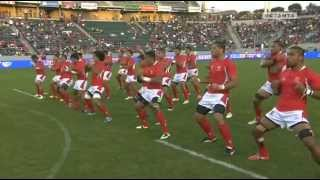 Tonga vs USA Eagles PNC Rugby June,2013