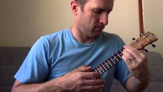 When My Sugar Walks Down The Street - Dave Tyndall Ukulele
