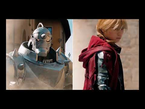 Fullmetal Alchemist Live-Action Movie Review