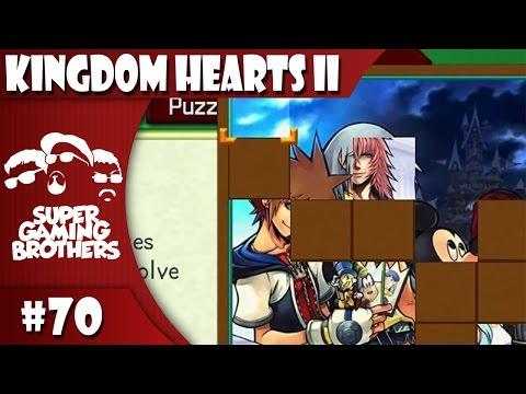 SGB Play: Kingdom Hearts II - Part 70