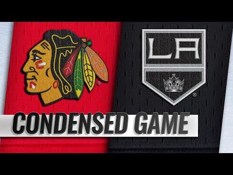 03/02/19 Condensed Game: Blackhawks @ Kings