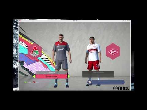 Установка обновления для мода FIFA 14 РПЛ ФНЛ ПФЛ УПЛ СЕЗОН 2019/2020
