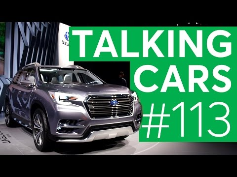2017 New York Auto Show | Talking Cars with Consumer Reports #113