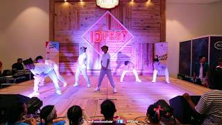 HIP HOP DANCE CHOREOGRAPHY KIDS DANCE VIDEO HIP HOP