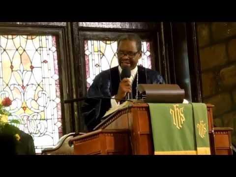 Emanuel AME sermon by Rev. Goff