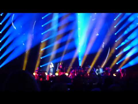 Rockaria! - Jeff Lynne's ELO. American Airlines Center. Dallas, TX. Aug. 13, 2018